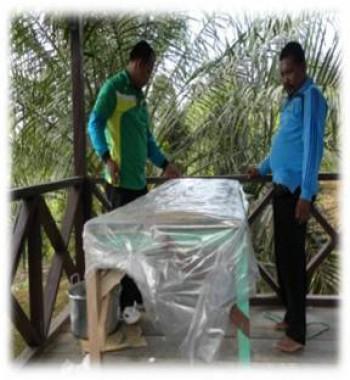 Kegiatan UPTD Pengembangan Perlindungan Tanaman Perkebunan