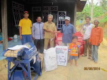 Kegiatan Bantuan Untuk Petani