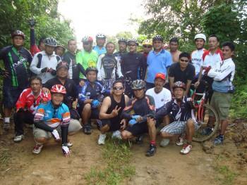 Disbun Kaltim Fun Bike Club
