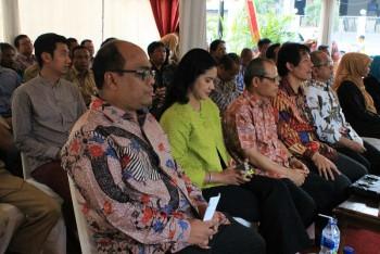Peresmian Outlet PPKS Medan di Samarinda