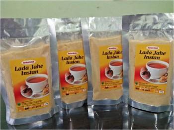 Lada Jahe Instan (100 gram)